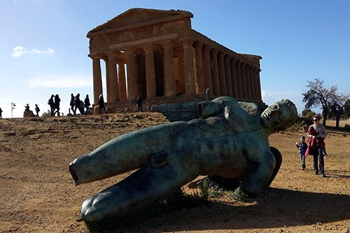Agrigento and Piazza Armerina Day Excursion - Sicily Tours - Guided Tour Sicily