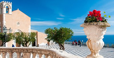 three days tour - escorted sicily tour - escorted tour of sicily