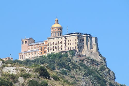 messina tour tindari tour arabic castle tour sicily day excursion