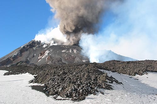 mount etna trekking tour sicily day excursion