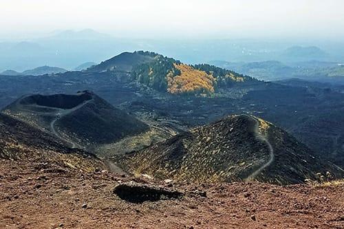 mt etna trekking tour sicily day excursion