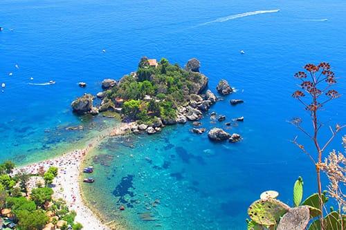 taormina - godfather tour sicily taormina tour sicily - shore excursion
