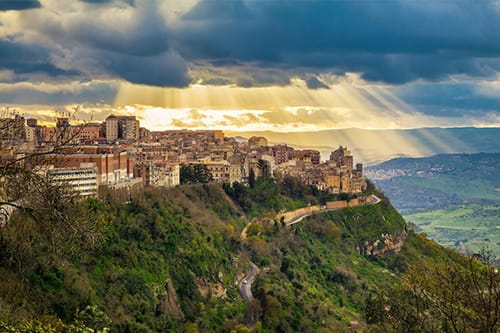 Enna - middle to south sicily tour guided tour sicily - sicily tours