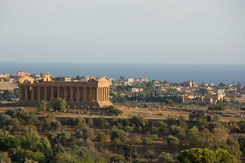 Agrigento - middle to south sicily tour guided tour sicily - sicily tours