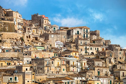 Noto - la dolce vita sicily Tour guided tour sicily - sicily tours
