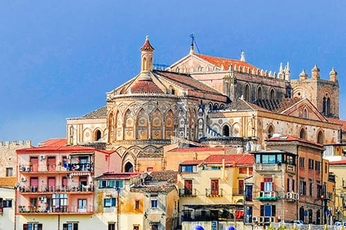 Monreale - Three days sicily tour - guided tour sicily - sicily tours
