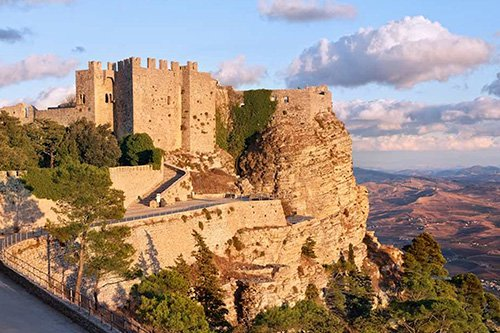 Erice - Five days sicily tour - guided tour sicily - sicily tours