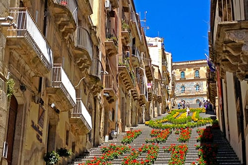 Taormina - Five days sicily tour - guided tour sicily - sicily tours