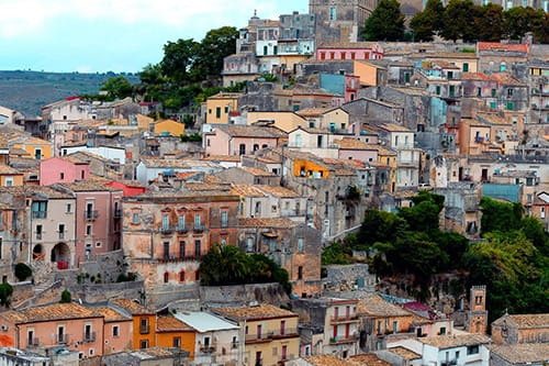 Noto - Five days sicily tour - guided tour sicily - sicily tours