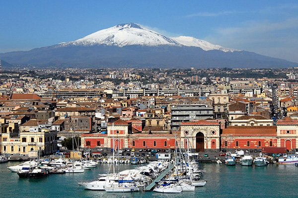 catania - transfer from catania airport - catania airport transfers