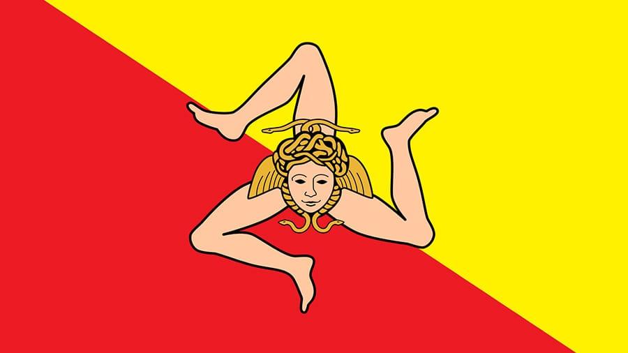 The Trinacria Symbol The Symbol Of Sicily Sicily Blog
