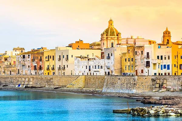 trapani - transfer from trapani airport - trapani airport transfers