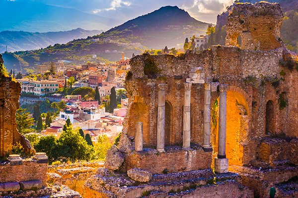 escorted sicily tours - excursions sicily