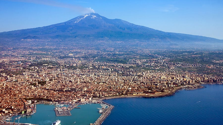 Catania airport - Sicily airports Sicily Italy Airports