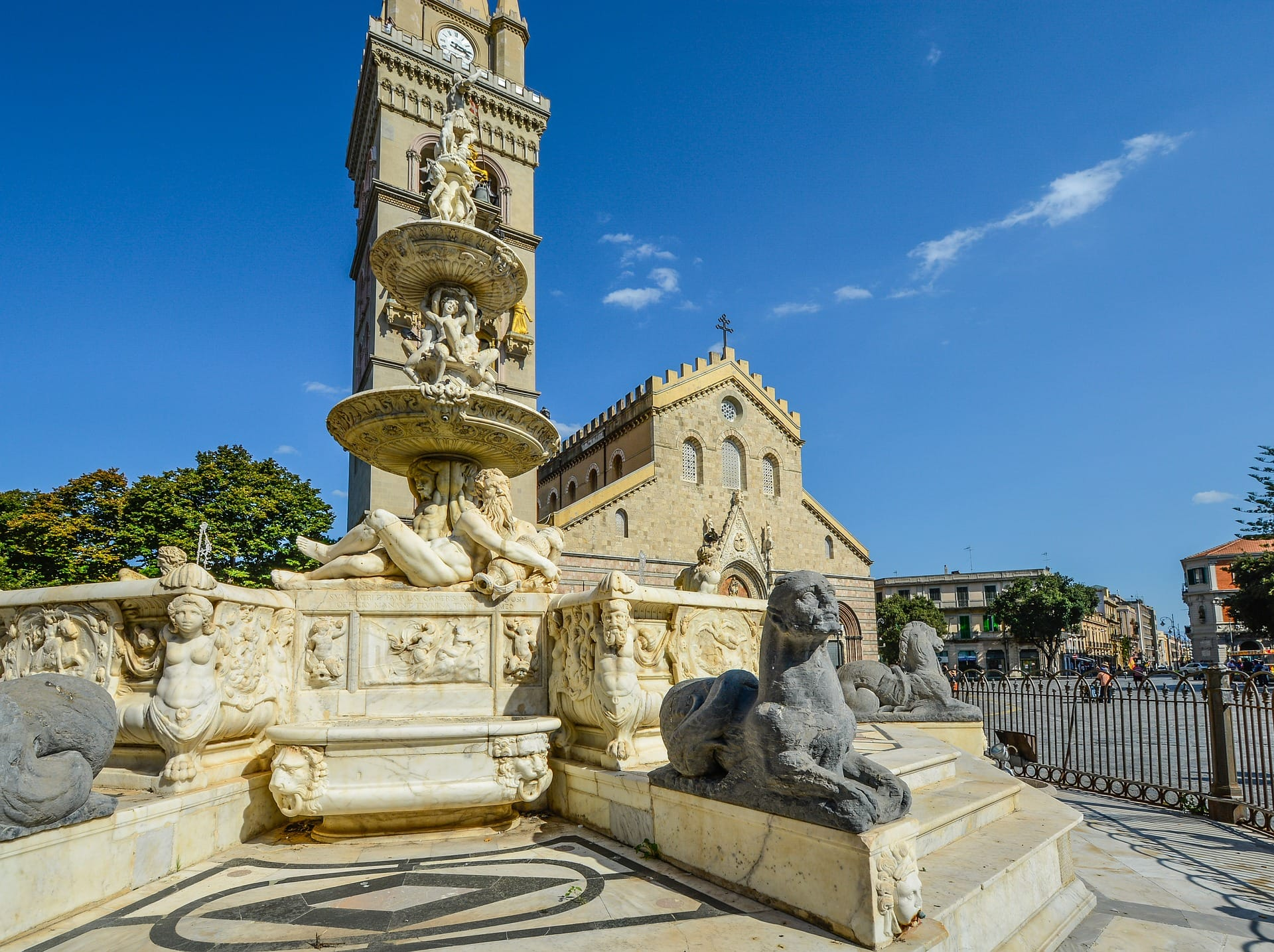 Shore Excursions from Messina port - excursions sicily