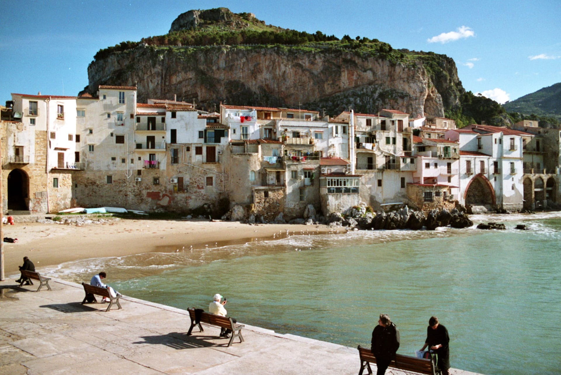 cefalu weather - excursions sicily