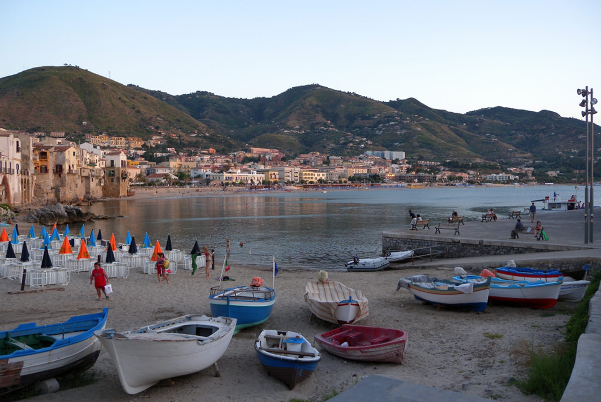 how to get from palermo to cefalu - palermo airport to cefalu