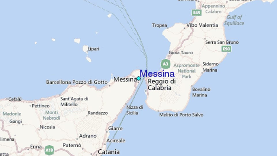 what to do in messina - excursions sicily