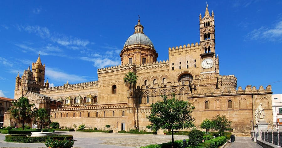 best flights to palermo from london - flights to palermo from london