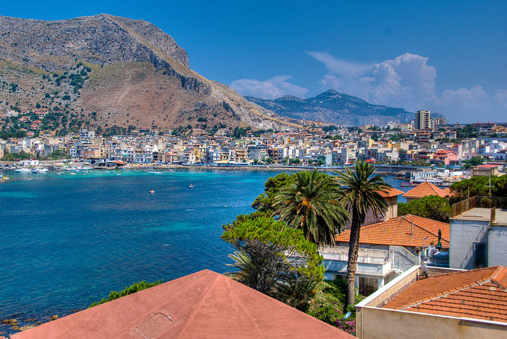 best palermo beaches