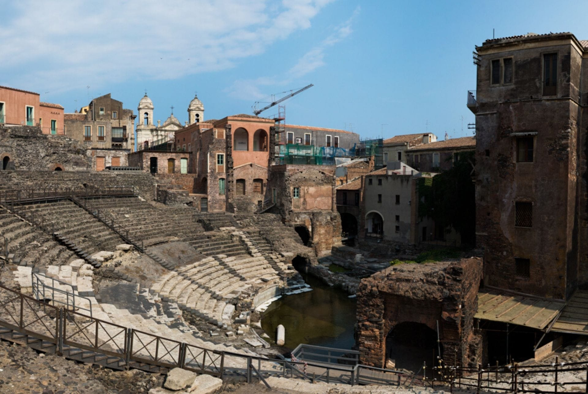 Best Sicily tours from Messina - Catania